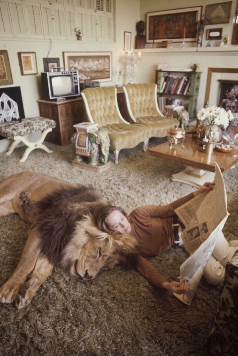 Family That Lived With A lion