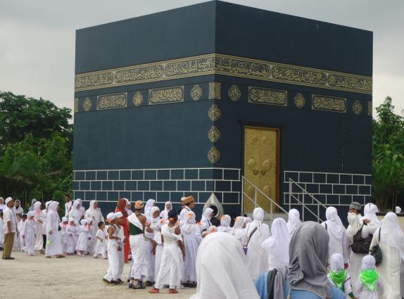 Proses Manasik Haji atau Umroh