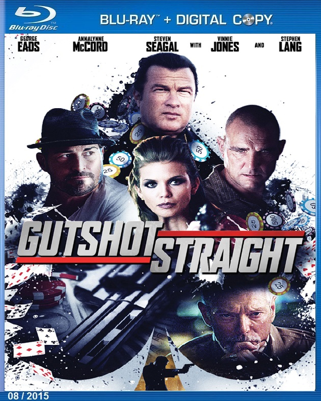 [MASTER มาใหม่] GUTSHOT STRAIGHT (2014) เกมล่า เดิมพันนรก [720p][เสียงไทยมาสเตอร์ 5.1]