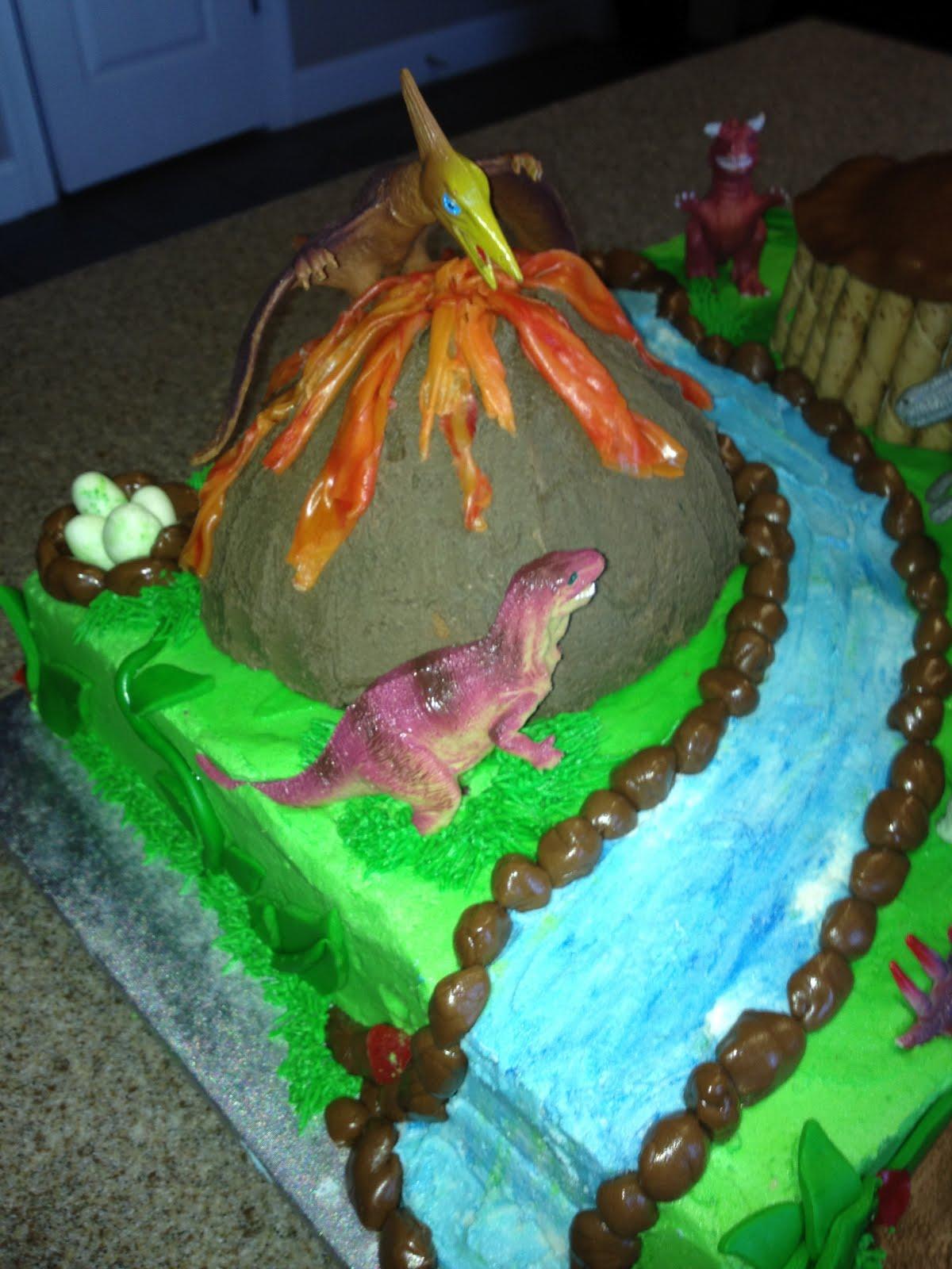Creative Cakes N More Jurassic Park