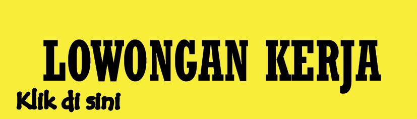 Info Lowongan Kerja D3 Mei 2015 Di Bandung Terbaru