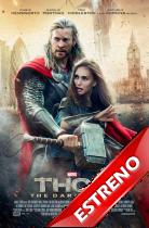 Thor: El mundo oscuro (Thor 2) (2013) Online