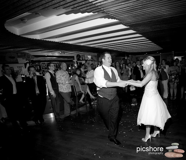 Island Street Bar and Grill salcombe devon wedding Picshore Photography