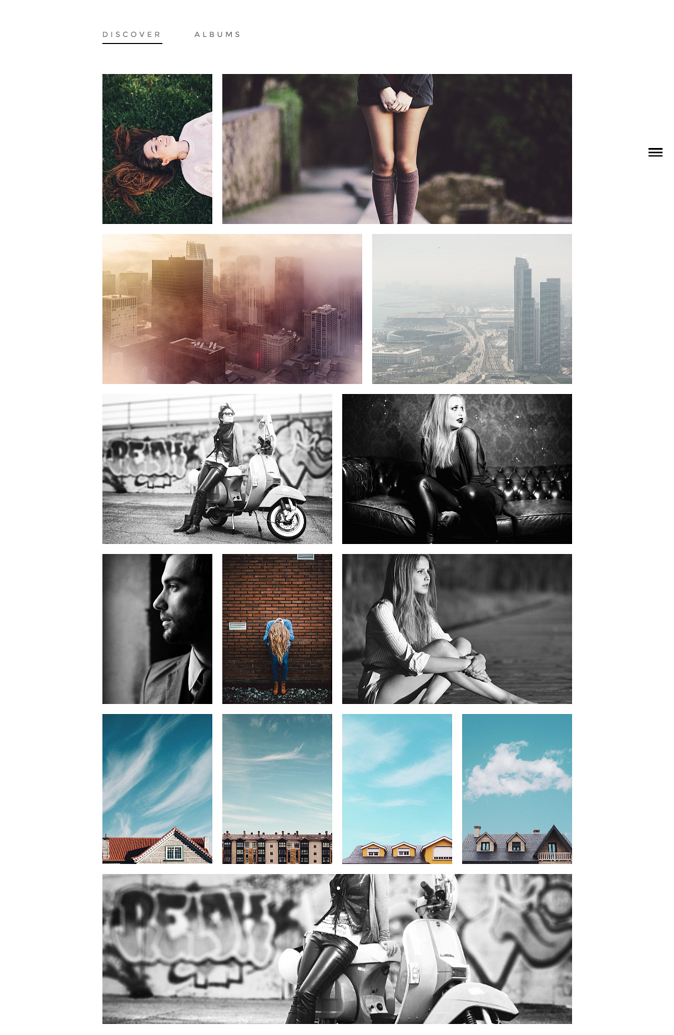 Premium Photo WordPress Theme