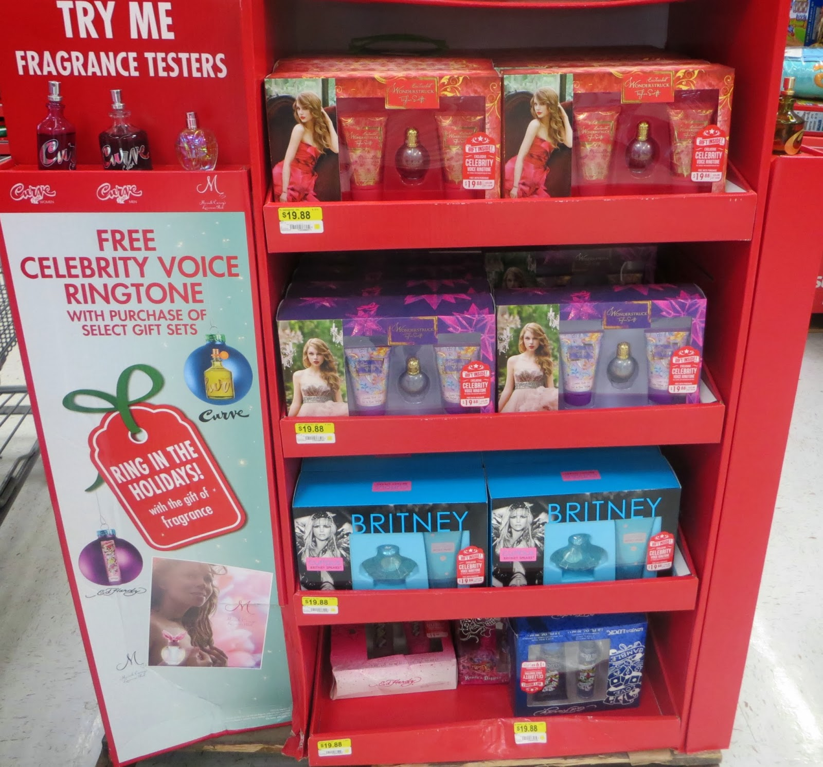 Perfume Tester Display: Beauty Blogger In Atlanta: Christmas Gift Ideas: Celebrity Perfumes And Colognes For