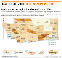 Seattle Times Census data