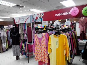 No A19 dan A20 ZaHusNa Arked Fashionista Tingkat 2 Bangi Gateway