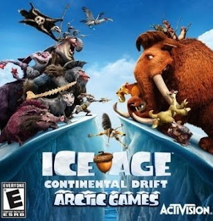 Ice Age: Continental Drift 4 Arctic Game