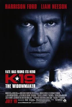 K-19: Tàu Ngầm Tử Thần - K-19: The Widowmaker 2002 (2002) Poster