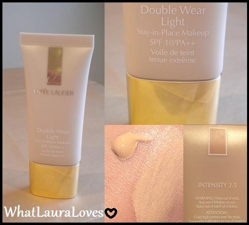 Amazing Estee Lauder Double Wear Light Review Image Photo Gallery