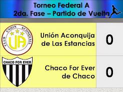 Torneo Federal A - 2da. Fase