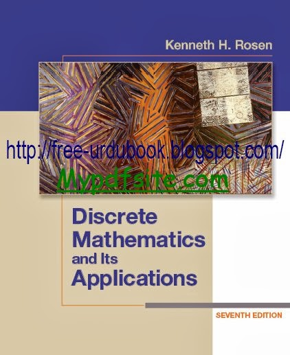 Discret Mathamatics and its Application By Kenneth H. Rosen