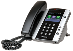 Polycom VVX 500 Business VoIP Phone