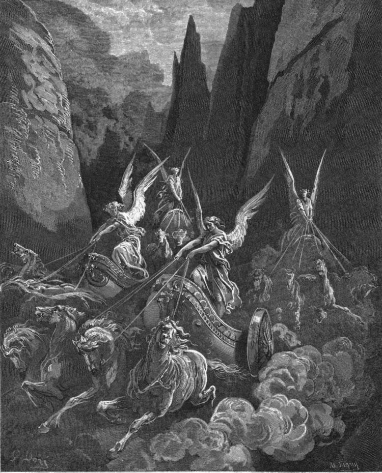 Lucifer 4th Season: Jesse's Blog: Zechariah: A Book Report
