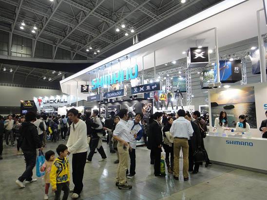 国際フィッシングショー2012