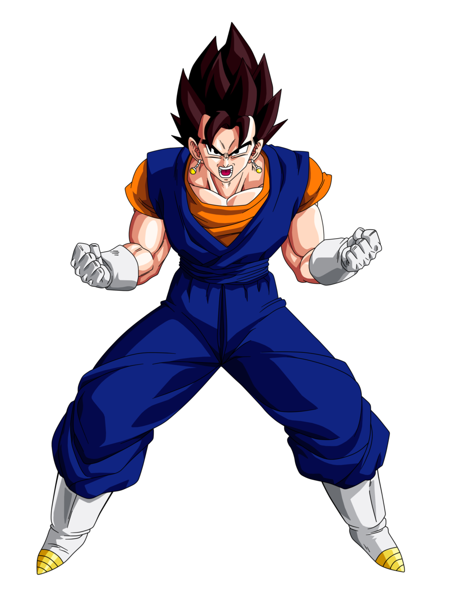 Z Characters Anime : Cool anime character vegito