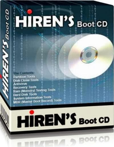 Download Hiren's BootCD 15.2