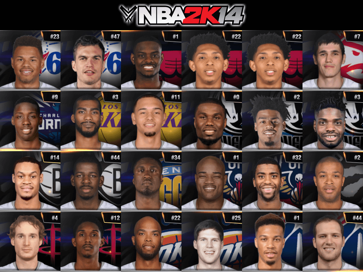 Nba 2k14 Latest Roster Download | Basketball Scores