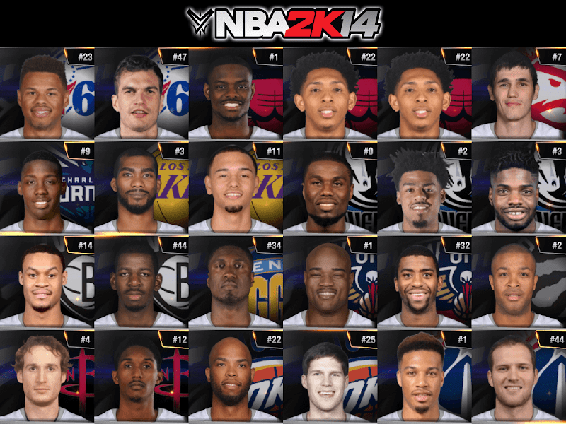 NBA 2k14 Roster update - February 25, 2017 - Trade Deadline Update - HoopsVilla - HoopsVilla