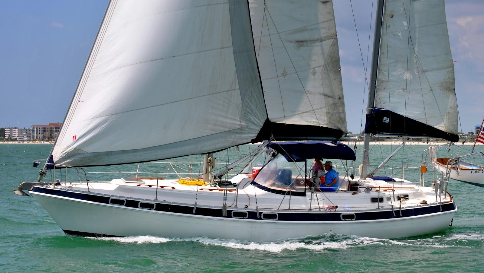 Morgan Out Island 41 Blog May 2012
