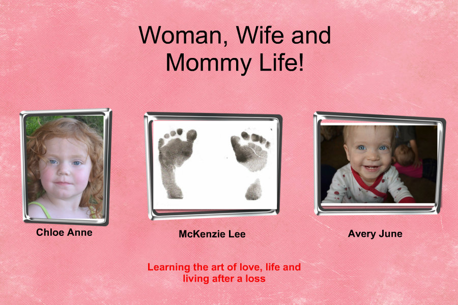 Woman, Wife and mommy life