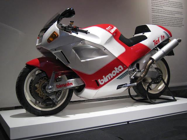 Bimota Tesi 1D Ducati Motorcycle