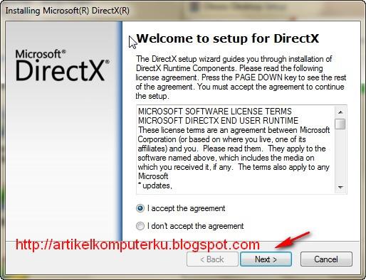Microsoft(R) DirectX(R)