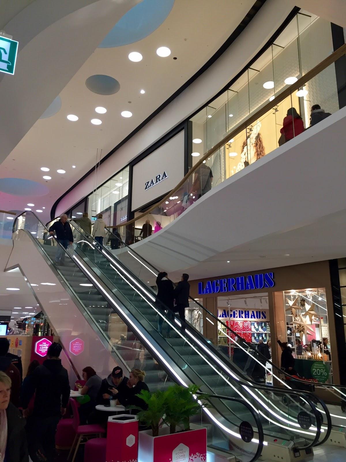 shopping mall of scandinavia