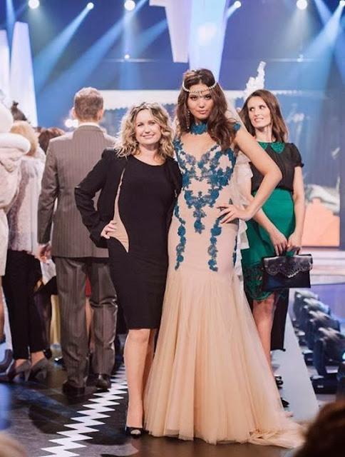 More of Melita Fabecic - Miss Universe Croatia 2013