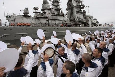 Sistem Pengintai Luar Angkasa Liana, Teknologi Baru Angkatan Laut Rusia