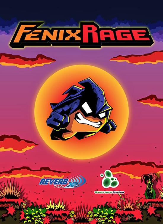 Fenix Rage game screenshots E3 2014