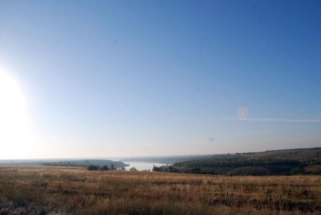 """Региональный ландшафтный парк """"Приингульский"""". Николаевская область."""