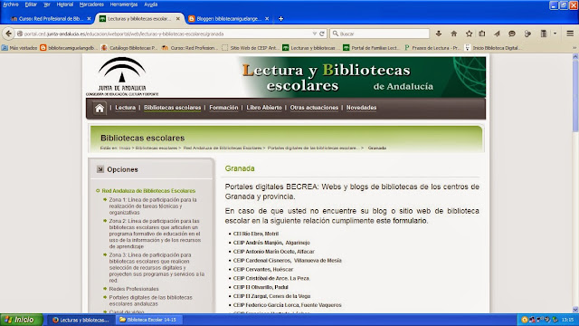 http://portal.ced.junta-andalucia.es/educacion/webportal/web/lecturas-y-bibliotecas-escolares/bibliotecas-escolares