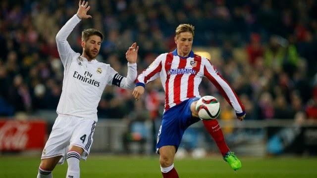 Hasil Copa del Rey 2015 Atletico vs Real Madrid 2 0