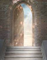 """The door of faith (Acts 14:27)..."