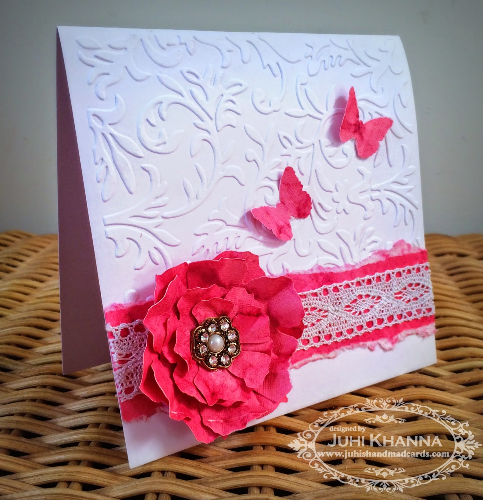 Handmade anniversary cards for indian parents www for Anniversary craft ideas for parents