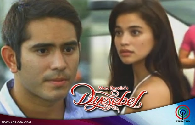 First time to see Anne Curtis and Gerald Anderson Meets in ABS-CBN's Primetime Series Dyesebel