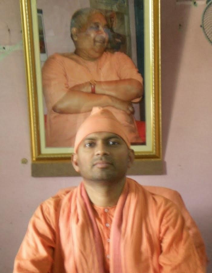 Swami Nityarupananda