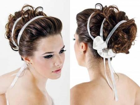 La coiffure mode by lili elegantes peinados de novias - Peinados de novia actuales ...