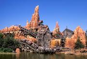 Paris Disneyland Rides (hd big)
