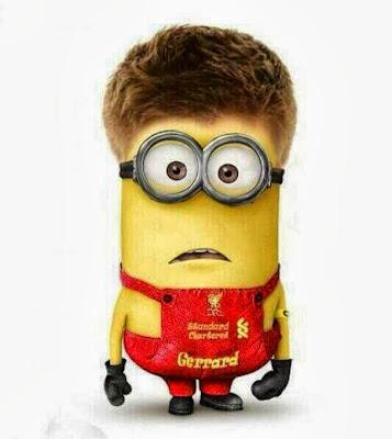 Minion de Gerrard