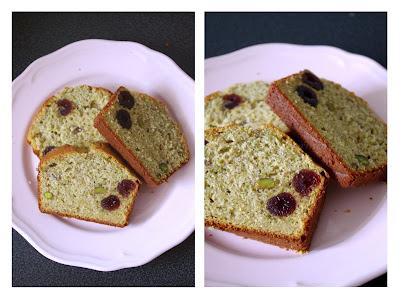 Cake Amarena Recette