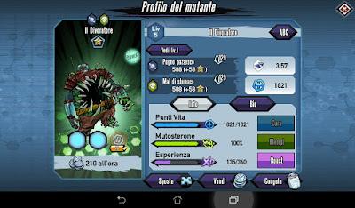 Mutants: Genetic Gladiators Breeding video N°53 (Planet Cleaner - Zomborg)