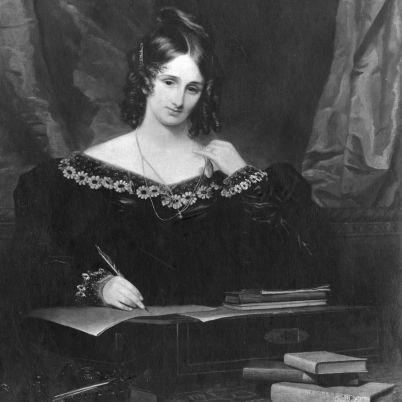 Mary Shelley, Frankenstein (1818)