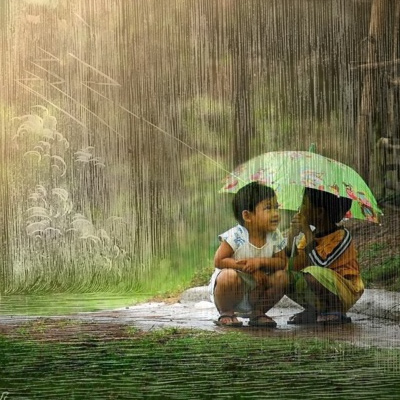 Health Tips For Kids in Monsoon