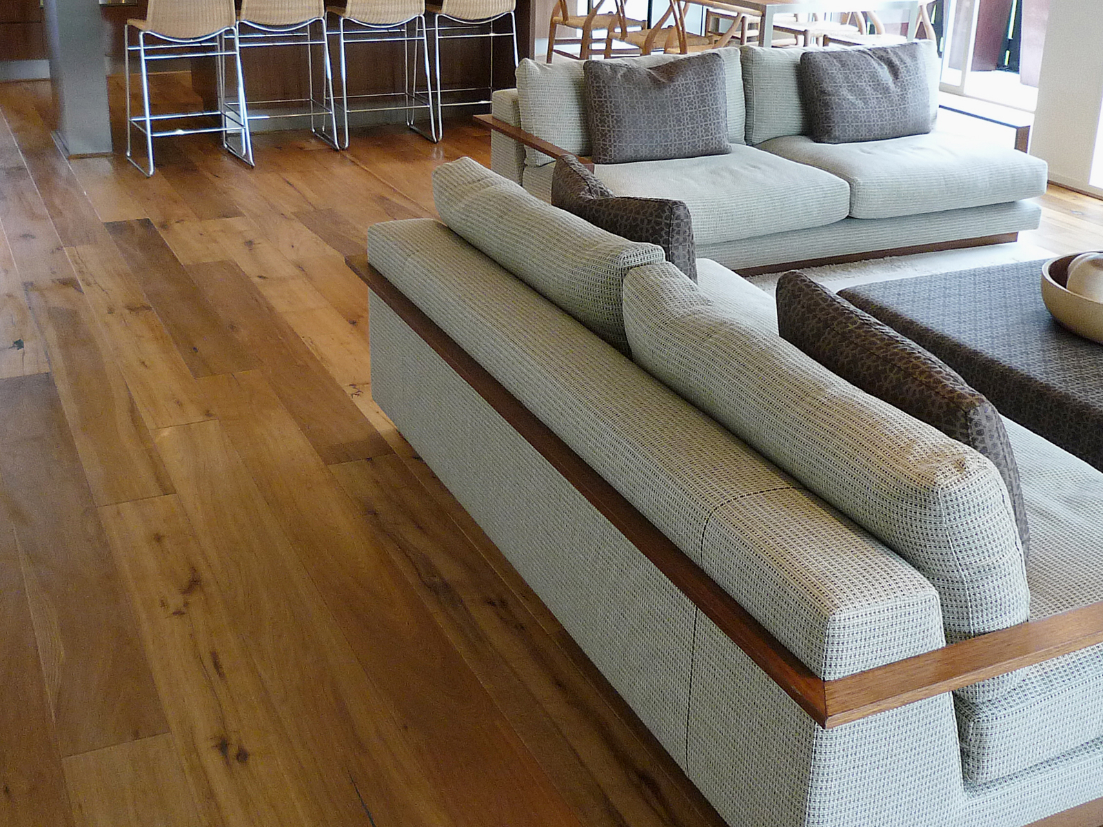 From Purdue To Provence French Oak Floors Polished