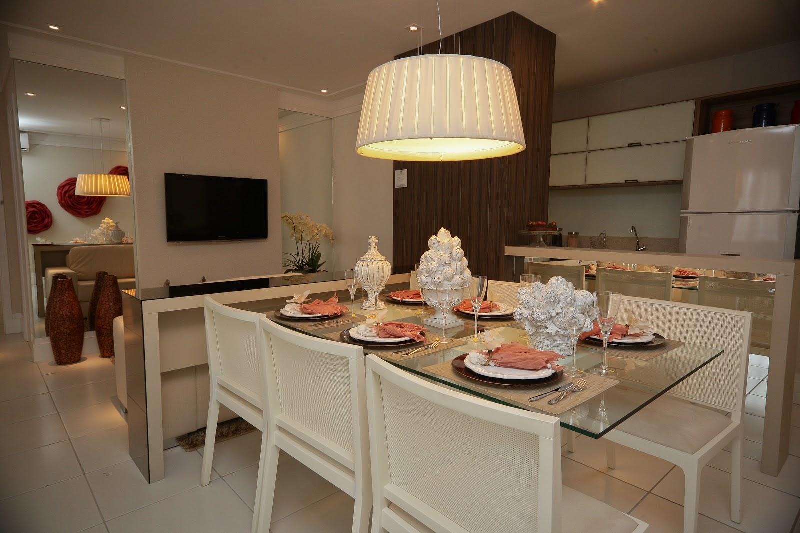 Salas De Estar E Jantar Integradas Decoradas Pequenas Salas De  -> Cozinha Integrada Com Sala De Jantar Pequena