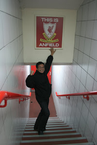 A Proud Liverpool FC Fan