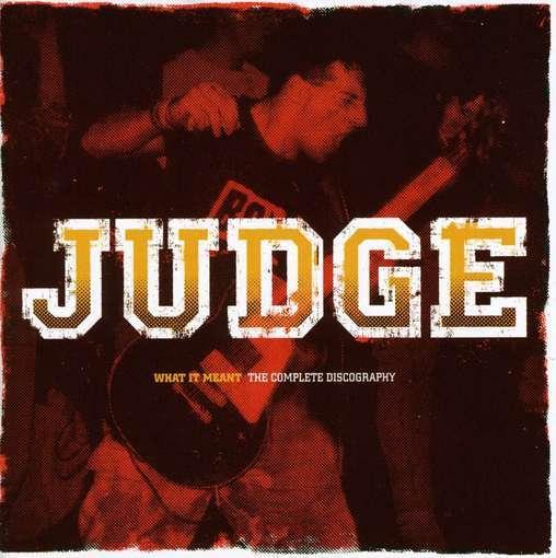 Judge - Bringin' It Down