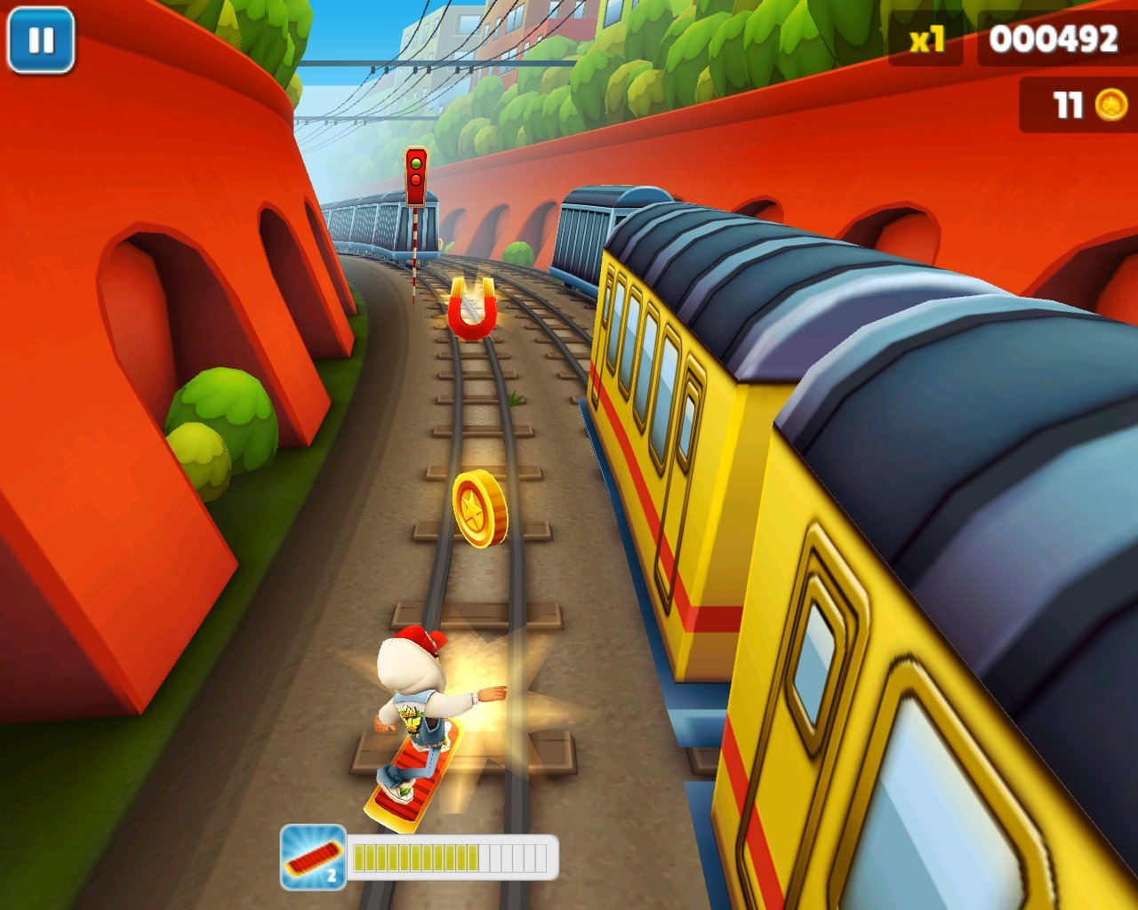 Gane Subway Surfers For PC Full Version